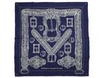 エルメス/新作 カレ ウォッシュ 90 スカーフ 【Boucles et Galons du Tsar(ツァーリのバックルと飾緒)】【SALE】