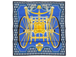 エルメス/新作 カレ90 スカーフ 【Les Roues de Phaeton (四輪馬車の車輪)】【SALE】