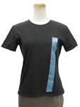 アルマーニ エクスチェンジ/ロゴライン コットンTシャツ【SALE】
