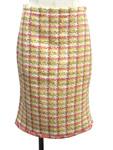 レナランゲ/ラメツイードスカート