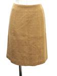 バレンシアガ/ひざ丈台形スカート【SALE】